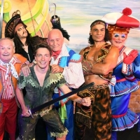 CANNON & BALL and MALCOLM LORD star in PETER PAN