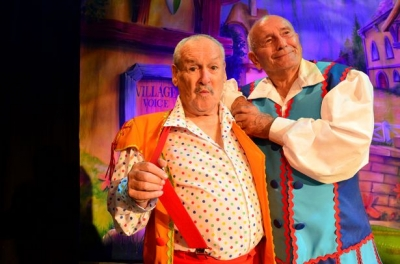 Cannon & Ball star in 'Jack & the Beanstalk'