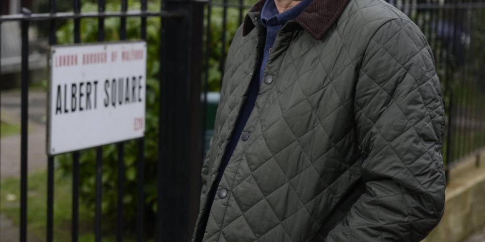 Paul Usher returns to EastEnders