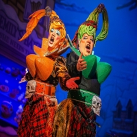 DAMIAN WILLIAMS performs as the Hilarious Ugly Sister in Cinderella