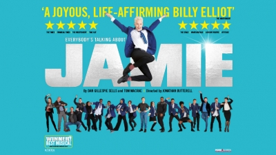 "Shane Richie is returning to ""Everybody's talking about Jamie"" tour"