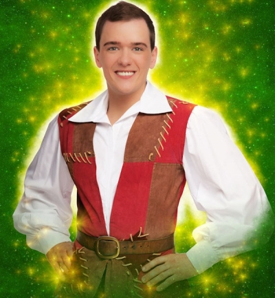 George Sampson plays the role of  Jack in Jack & the Beanstalk