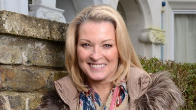 Gillian Taylforth returns to 'Eastenders'