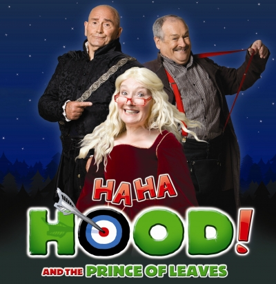 Cannon and Ball star in 'Ha Ha Hood!'