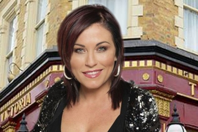 Jessie Wallace returns to the Square as Kat Moon