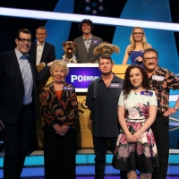 PAUL CHUCKLE appears in Pointless Celebrities