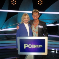 ROBIN ASKWITH films Pointless Celebrities