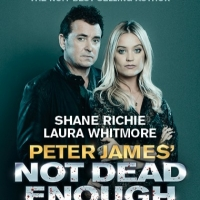 Shane Richie to play Detective Superintendent Roy Grace in Peter James' Not Dead Enough