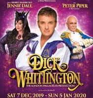 Shane Richie and Peter Piper star in Dick Whittington