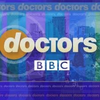 ROGER MARTIN films Doctors on BBC1.