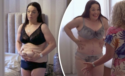 Lisa Riley reveals her journey and transformation in her documentary BAGGY BODY CLUB