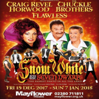 Watch The Chuckle Brothers in panto at The Mayflower Theatre, Southampton