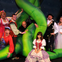 George Sampson stars in Jack & the Beanstalk