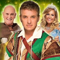 Peter Piper, Jamie Kenna and Shane Richie will be starring in ROBIN HOOD!