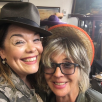 Lisa Riley joins Sue Johnston in Celebrity Antiques Road Trip- Series 8