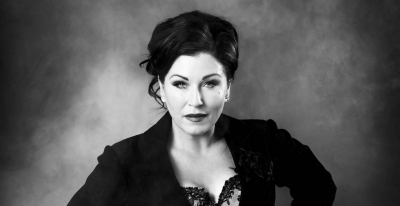 Jessie Wallace plays Mama Morton in 'Chicago'