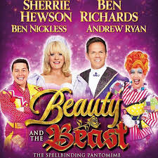 Ben Nickless & Danny Bayne perform in BEAUTY & THE BEAST