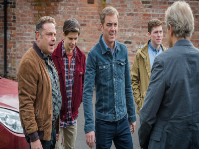 JACK HARPER returns to Cold Feet- Series 8