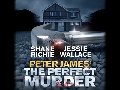 Shane Richie & Jessie Wallace star in 'THE PERFECT MURDER'